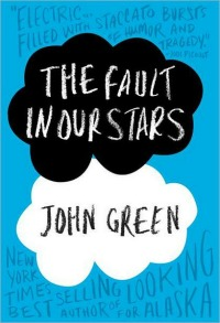 """The Fault in Our Stars"" book cover"