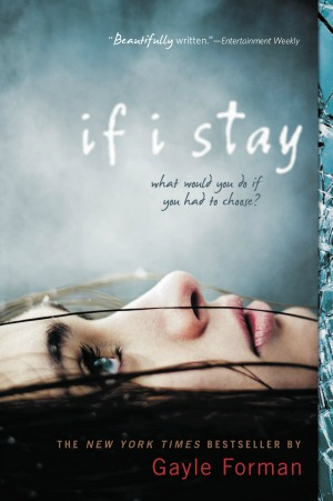 """If I Stay"" book cover"