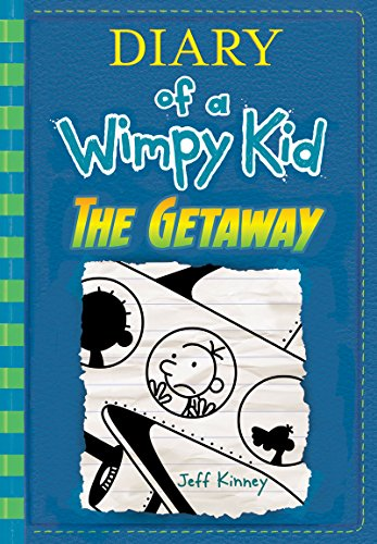 Diary of a Wimpy Kid #12: Getaway