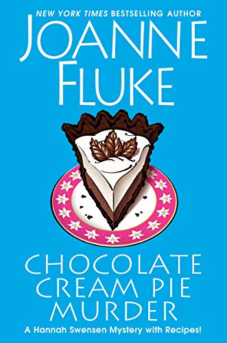 256380a6 Chocolate Cream Pie Murder , by Joanne Fluke