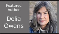 The current featured author image