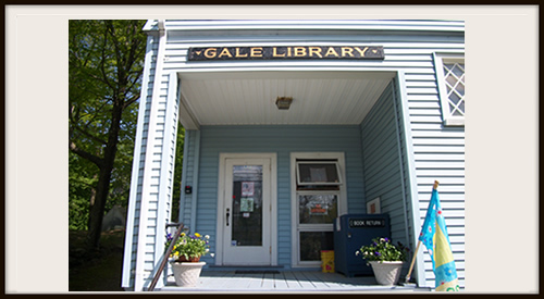 Gale Library - Newton, NH