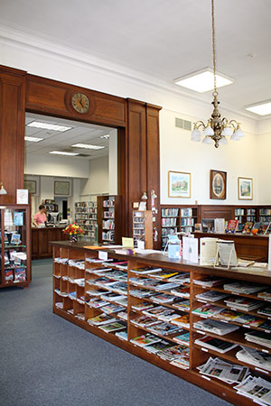 Judy Williams Reading Room
