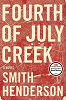 Book cover - Fourth of July Creek