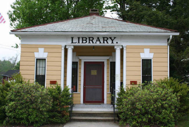 Haydenville Library