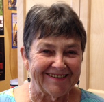 Photo of volunteer Linda